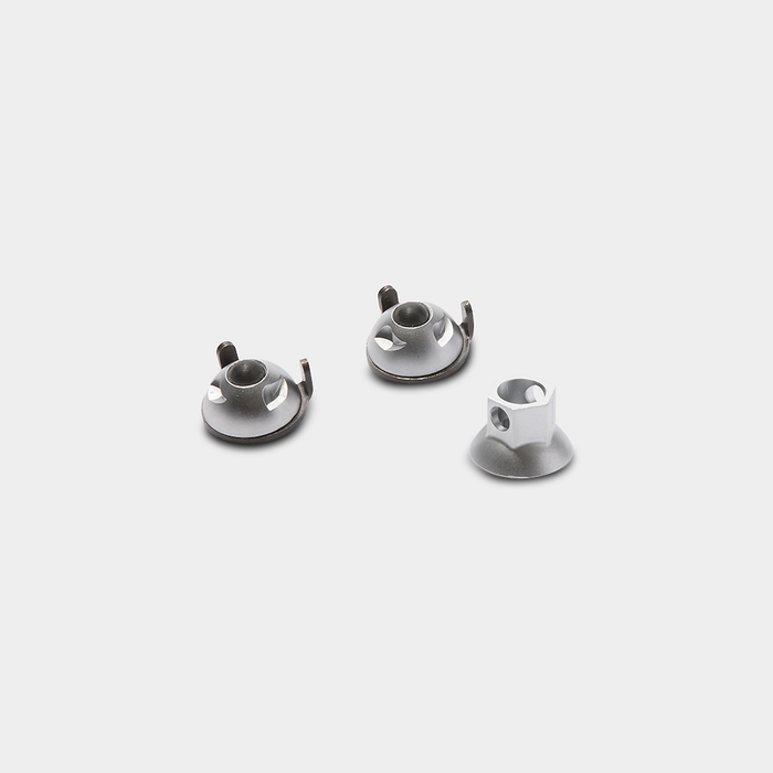 3/8 Solid Axle Locking Nuts