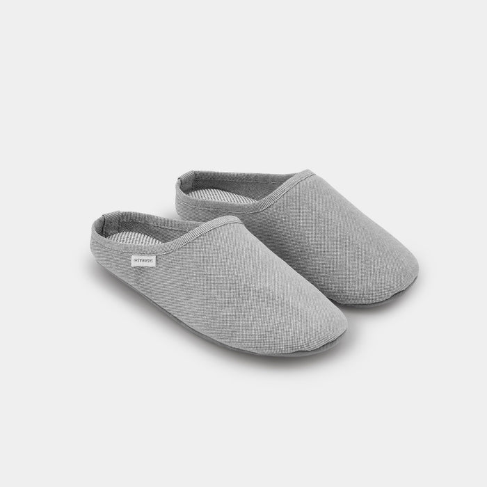 Room Shoes, Gray
