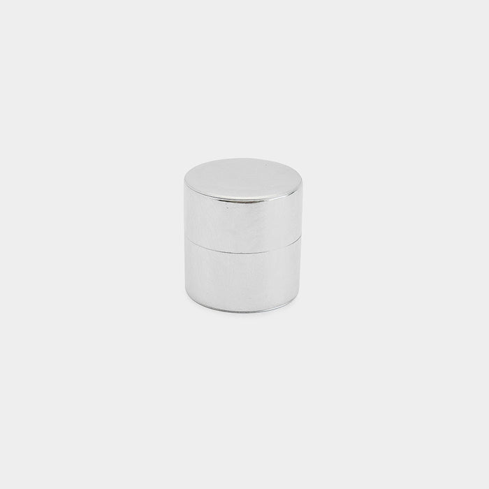 Round Canister, Tin