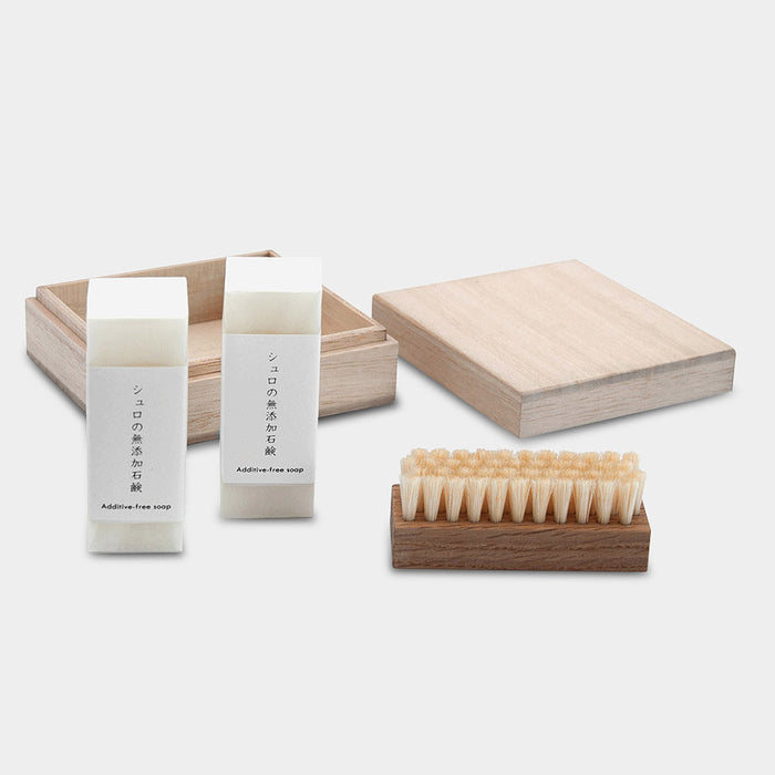 Brush and Soap Kit