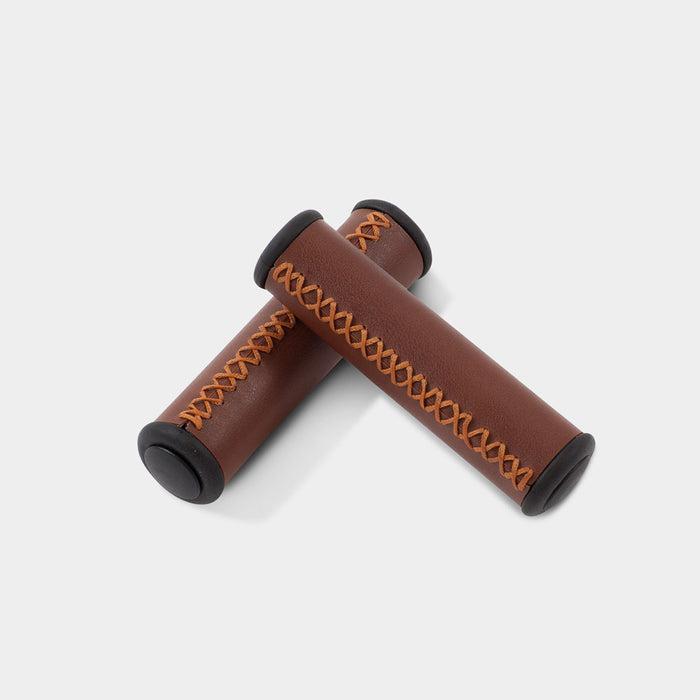 Classic Sport Grips, Brown - tokyobike
