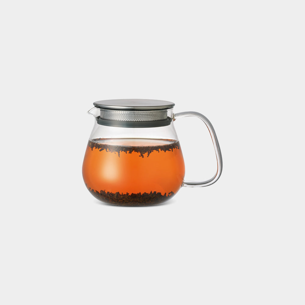 UNITEA Tea Pot, Transparent