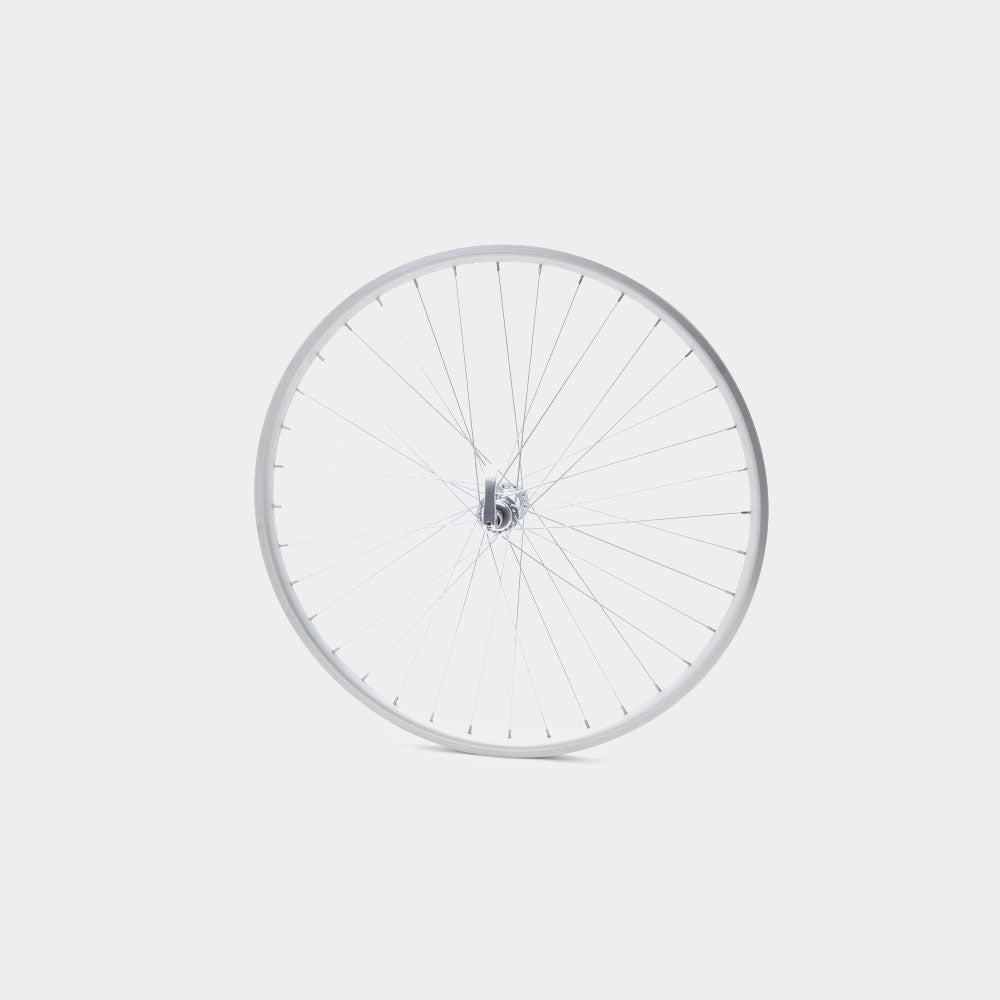 Front Wheel 650c, Silver