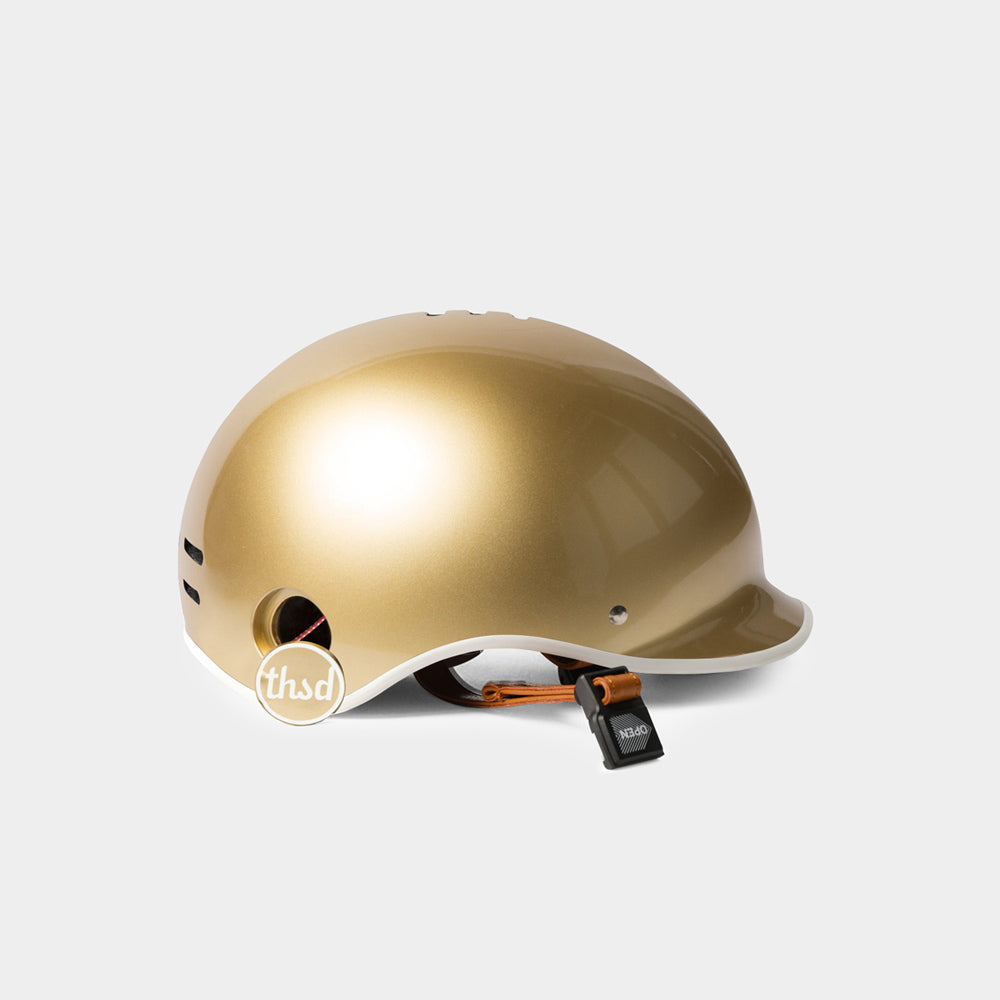 Heritage Bike Helmet, Stay Gold - tokyobike