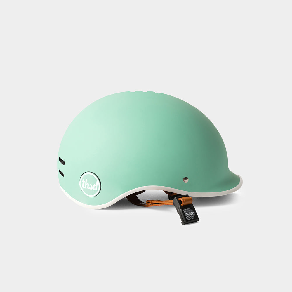 Heritage Bike Helmet, Willowbrook Mint
