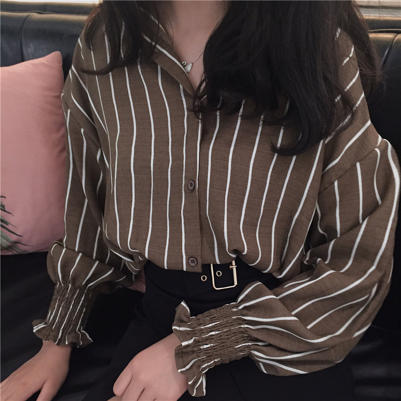 Classic Striped Shirt,artistic bae review, artisticbae reviews, artistic bae reviews, artsy clothing  - Artistic Bae