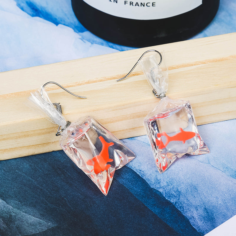 Cute Fish Koi Earrings,artistic bae review, artisticbae reviews, artistic bae reviews, artsy clothing  - Artistic Bae