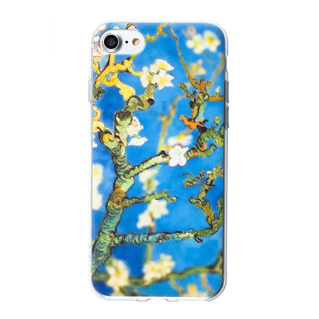 Van Gogh iPhone Case,artistic bae review, artisticbae reviews, artistic bae reviews, artsy clothing  - Artistic Bae