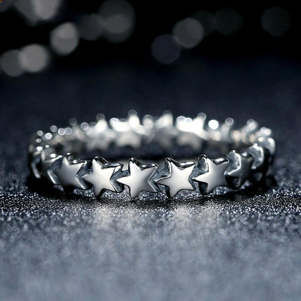 Star Trail Ring,artistic bae review, artisticbae reviews, artistic bae reviews, artsy clothing  - Artistic Bae