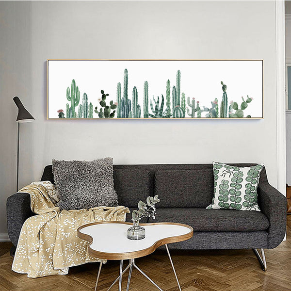 The Cactus Show Canvas Art,artistic bae review, artisticbae reviews, artistic bae reviews, artsy clothing  - Artistic Bae