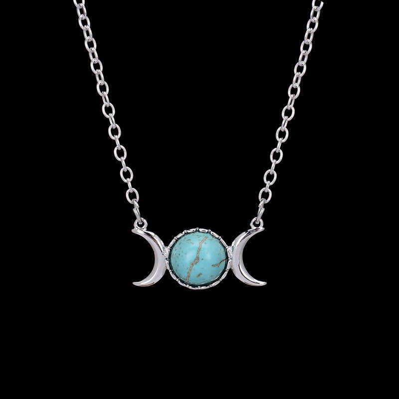 config pendant g crescent cayne necklace