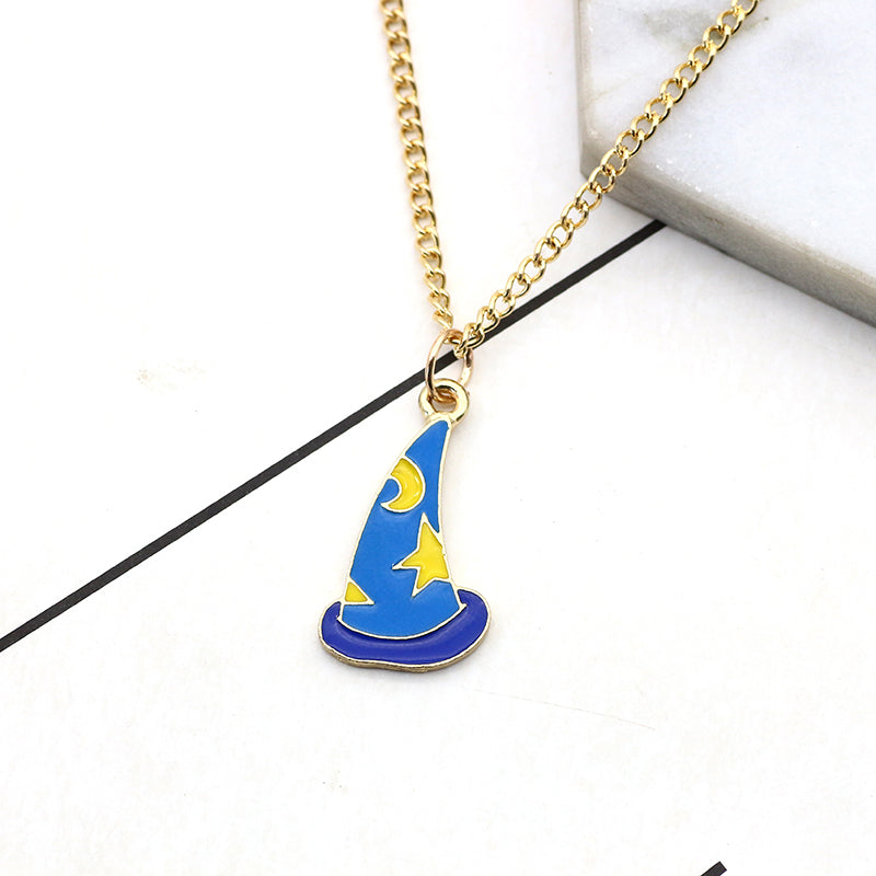 Cute Magic Hat Pendant Necklace,artistic bae review, artisticbae reviews, artistic bae reviews, artsy clothing  - Artistic Bae