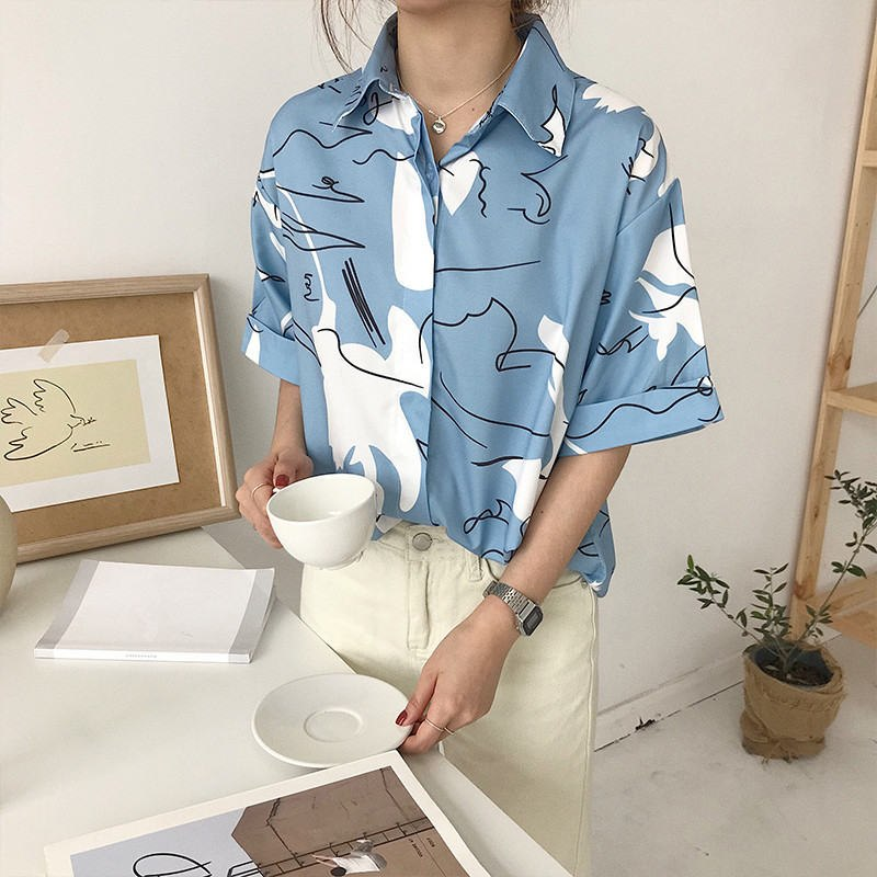 """Ascend"" Abstract Shirt,artistic bae review, artisticbae reviews, artistic bae reviews, artsy clothing  - Artistic Bae"