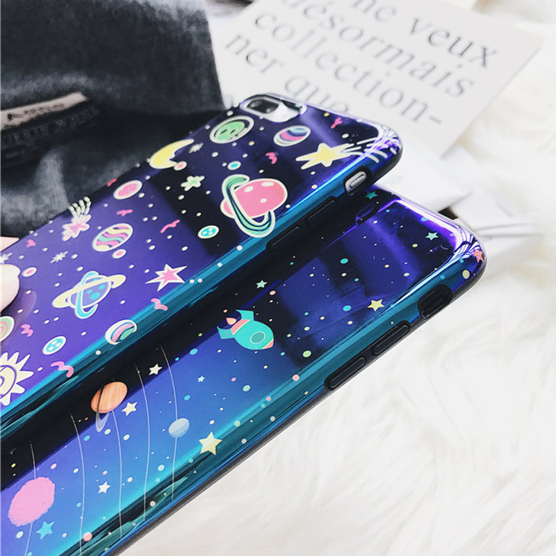 Cute Stars Planet Cases,artistic bae review, artisticbae reviews, artistic bae reviews, artsy clothing  - Artistic Bae