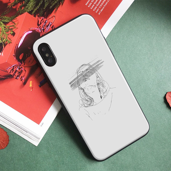 Minimal Art iPhone Case,artistic bae review, artisticbae reviews, artistic bae reviews, artsy clothing  - Artistic Bae