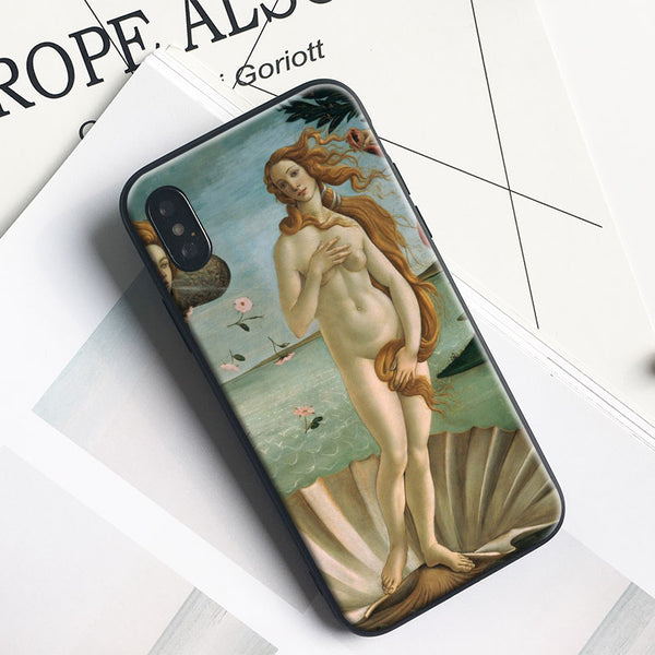 """The Birth of Venus"" iPhone Case,artistic bae review, artisticbae reviews, artistic bae reviews, artsy clothing  - Artistic Bae"