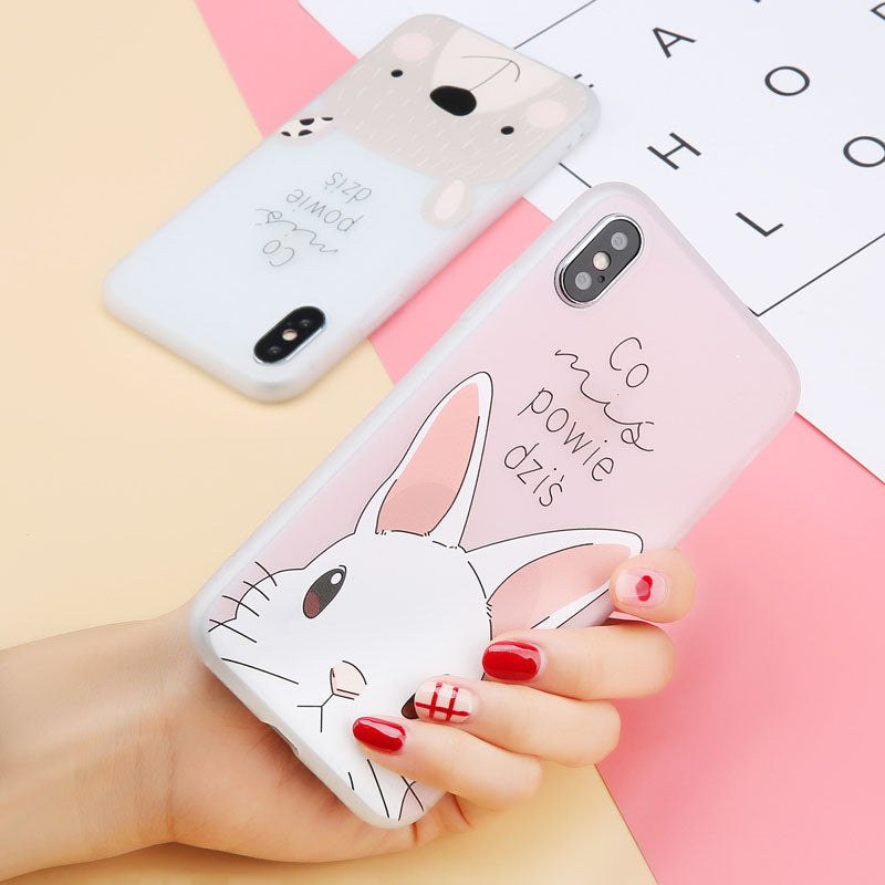 Cute Cartoon Phone Cases  For iPhone,artistic bae review, artisticbae reviews, artistic bae reviews, artsy clothing  - Artistic Bae