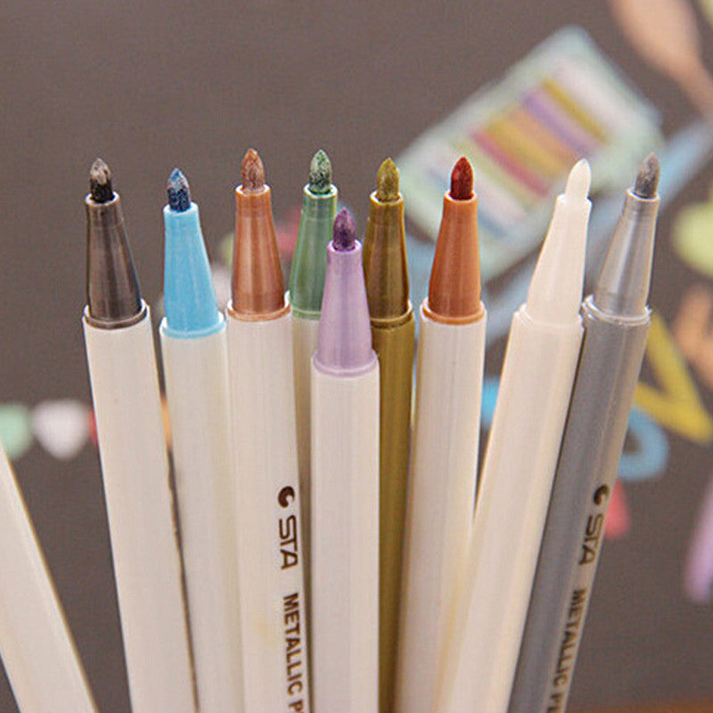 Watercolor Pens Pack,artistic bae review, artisticbae reviews, artistic bae reviews, artsy clothing  - Artistic Bae