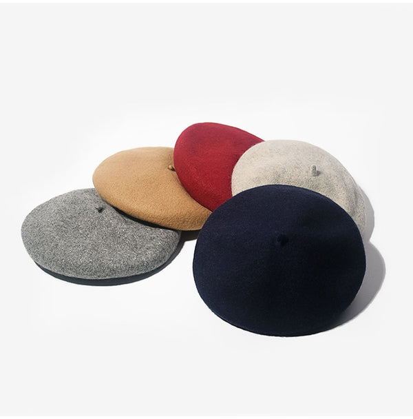 Wool Painter Beret