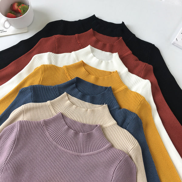 Minimal Cashmere Turtleneck Sweater,artistic bae review, artisticbae reviews, artistic bae reviews, artsy clothing  - Artistic Bae