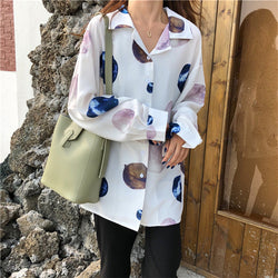 Planets Loose Shirt,artistic bae review, artisticbae reviews, artistic bae reviews, artsy clothing  - Artistic Bae