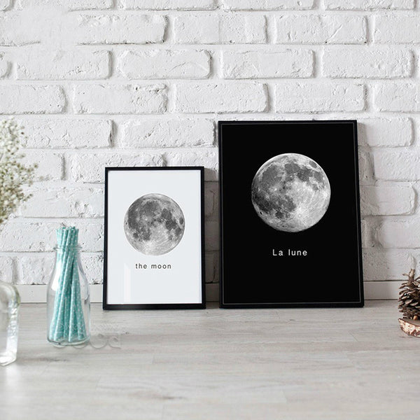 Moon Phases Wall Decor,artistic bae review, artisticbae reviews, artistic bae reviews, artsy clothing  - Artistic Bae