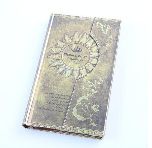Retro Magic Diary Notepad,artistic bae review, artisticbae reviews, artistic bae reviews, artsy clothing  - Artistic Bae