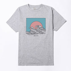 The Great Wave T-Shirt,artistic bae review, artisticbae reviews, artistic bae reviews, artsy clothing  - Artistic Bae