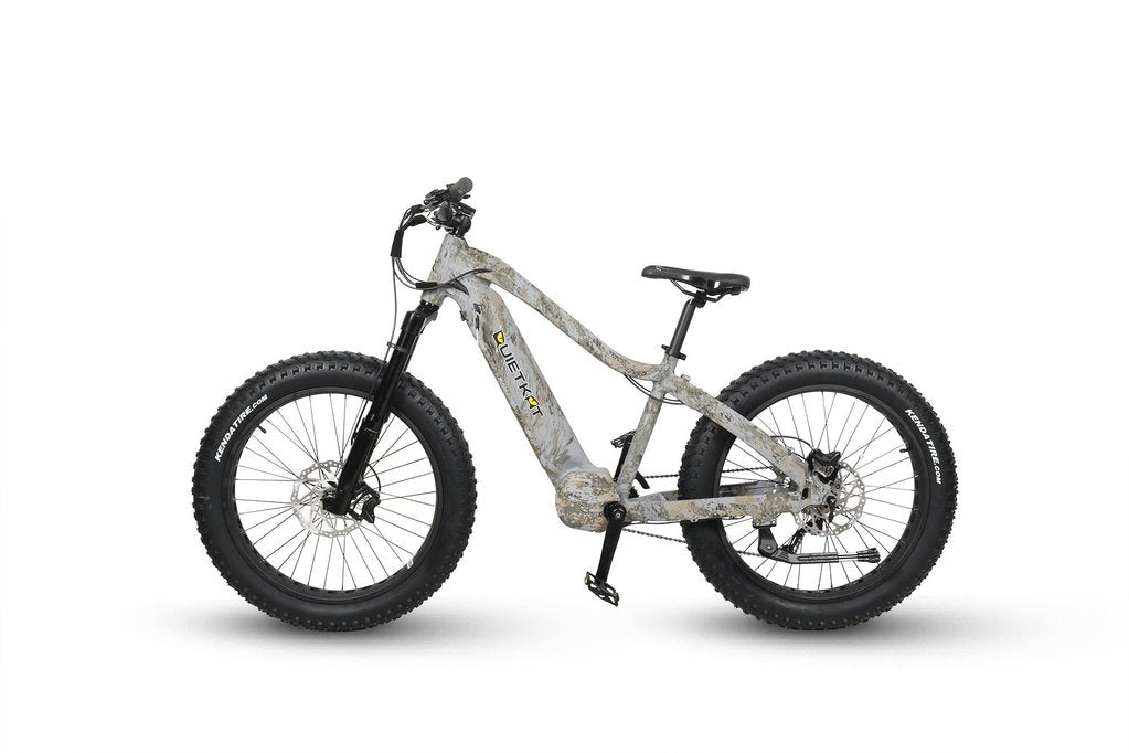 2020 QuietKat Apex Electric Hunting Bike Review