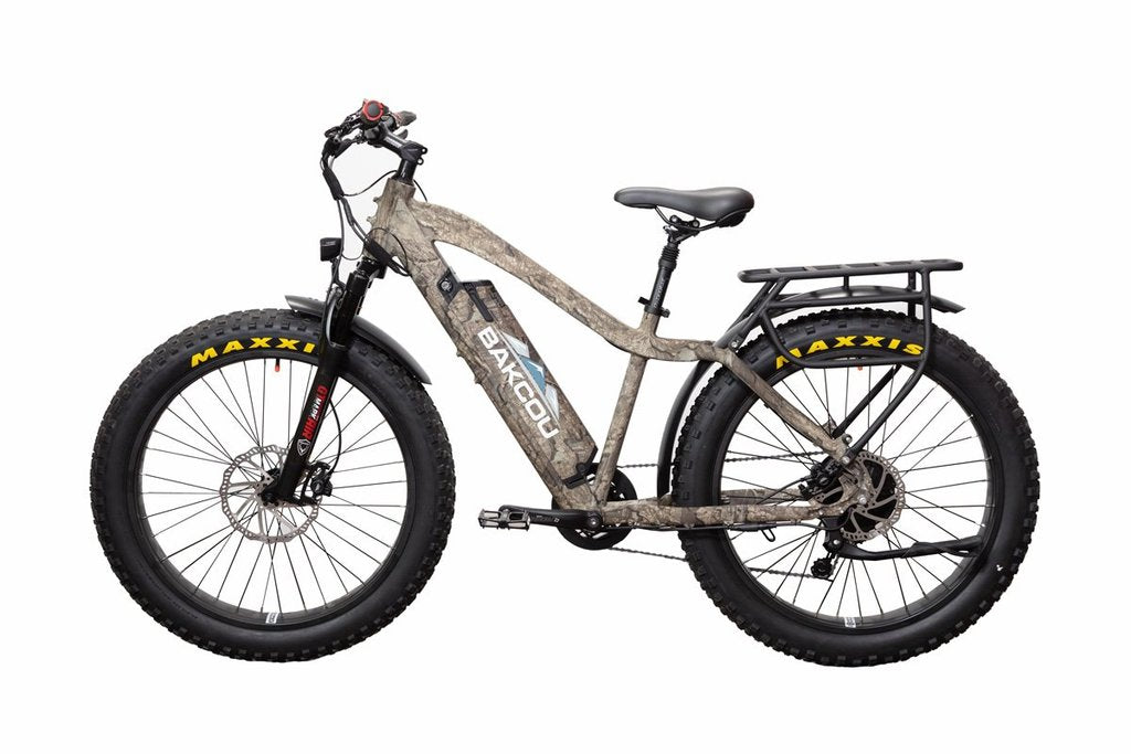 Bakcou Electric Bike: A Review