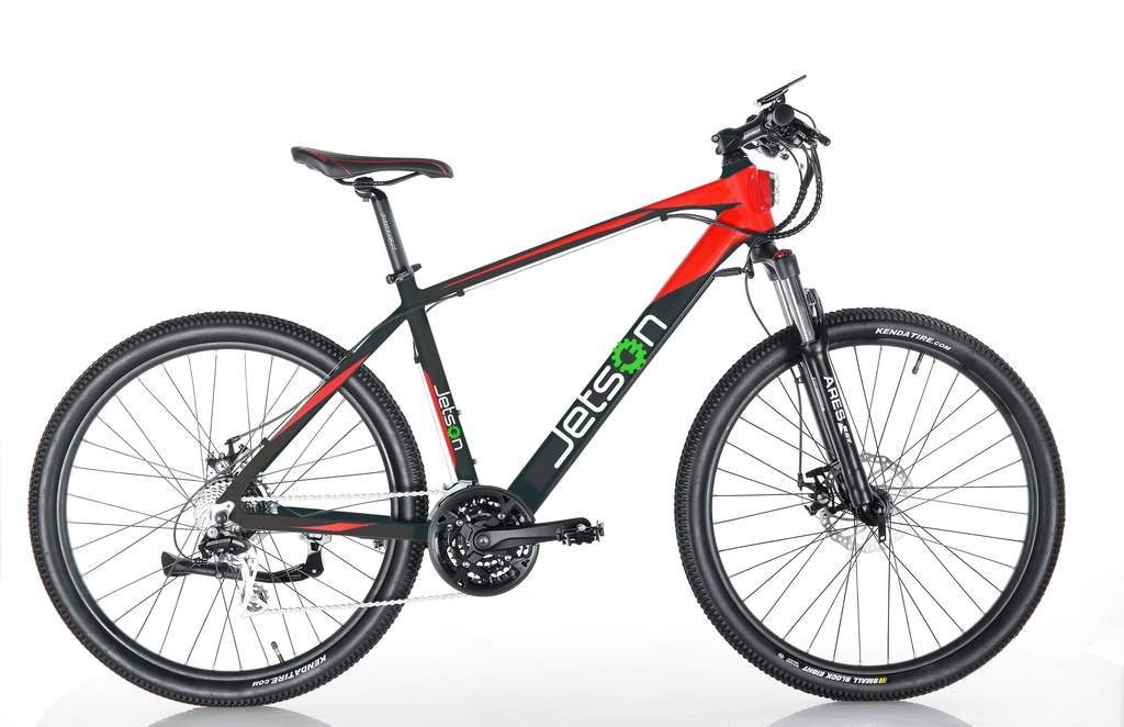 Jetson Adventure Electric Mountain Bike: A Review