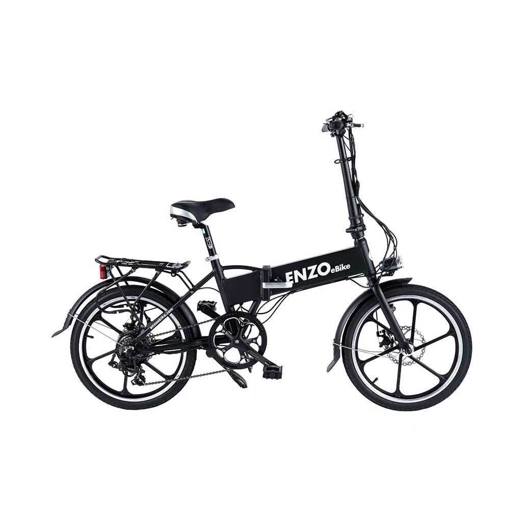 The Foldable Enzo Electric Bike