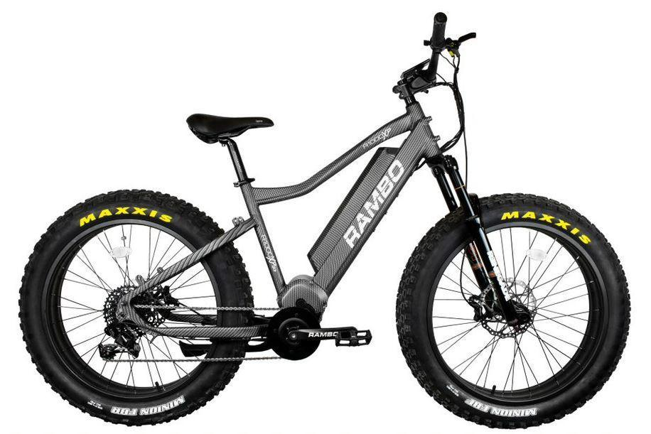 Rambo Rebel 1000W Carbon Electric Hunting Bike Review