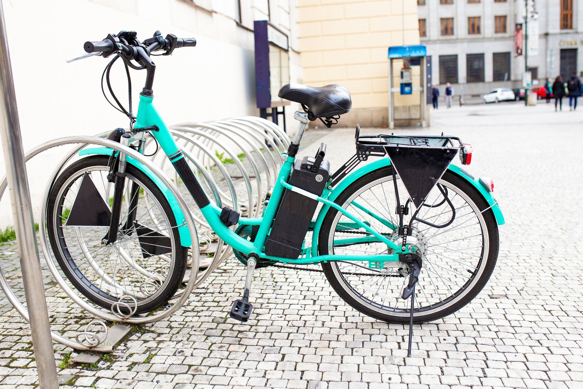 How to Protect Your Electric Bike in the Cities