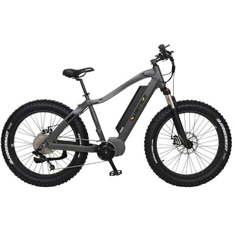 Quietkat Ambush fat tire electric hunting bike