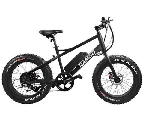 Rambo R350 Compact G3 Electric Hunting Bike