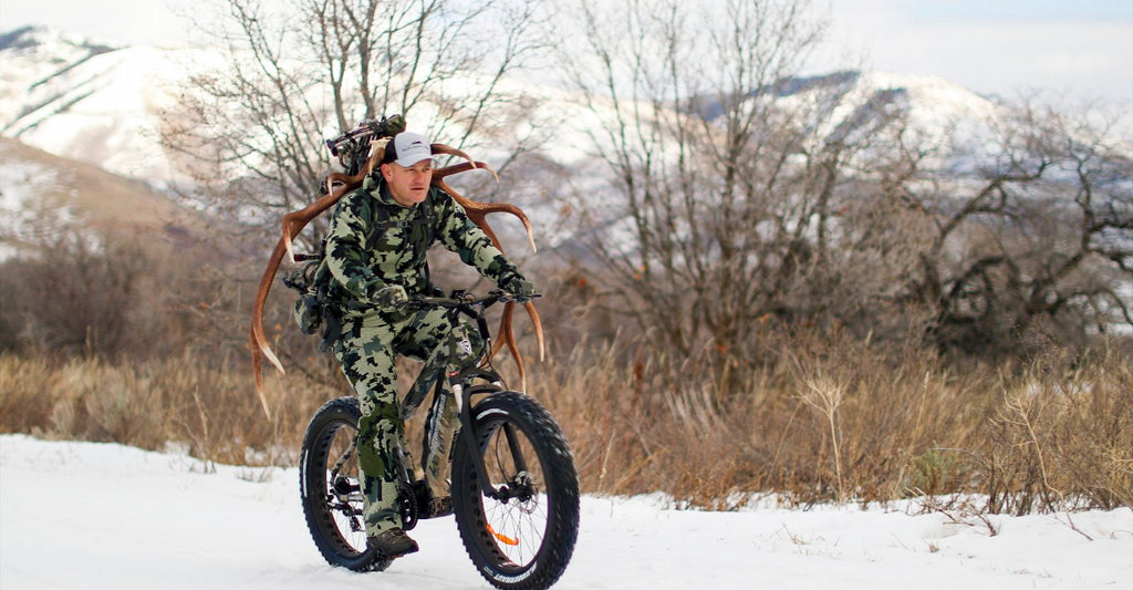 Hunting on the Mulke eBike