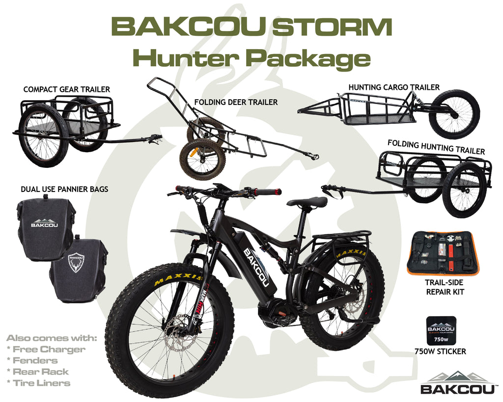 Storm G2 Hunter Package EBG