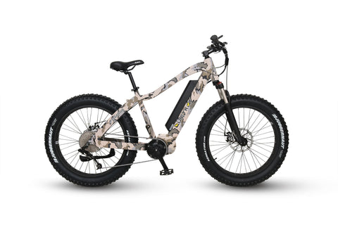 Quietkat 2019 Warrior 1000 watt electric hunting bike