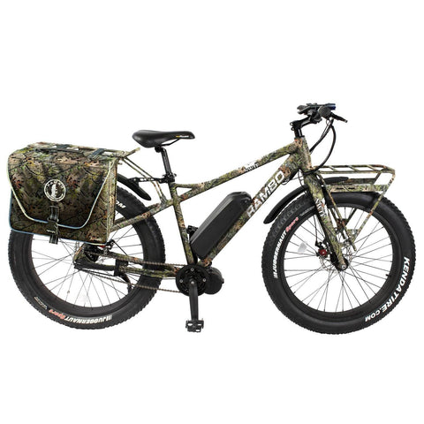 Rambo R750C NWTF Electric Hunting Bike