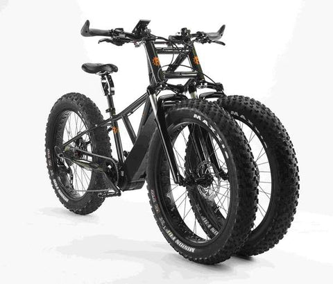 Electric Juggernaut MDV ebike