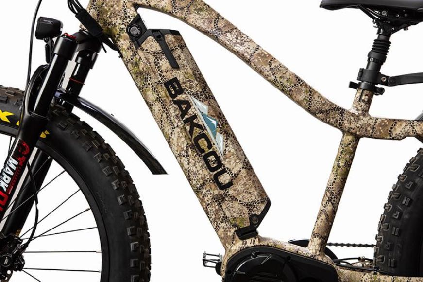 step-through ebikes ease function for hunters