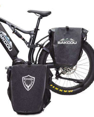 BAKCOU Dual Use Backpack/Pannier Bagpack
