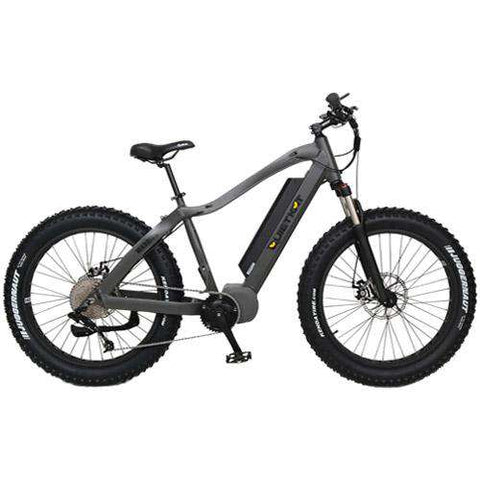 QuietKat Warrior 1000W Electric Hunting Bike