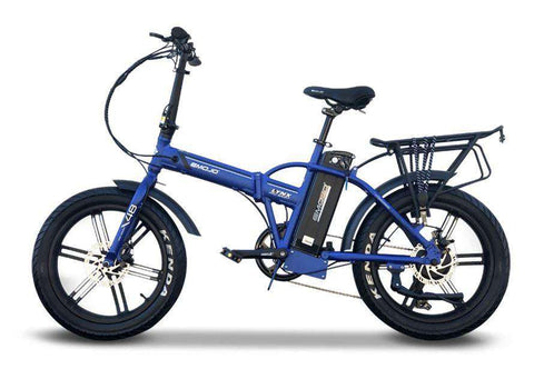 EMOJO Lynx Pro Sport 500W 48V Folding Electric Bike