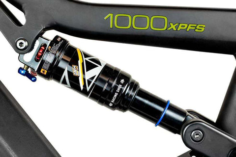 Rambo Rampage 1000W Xtreme Performance Full Suspension