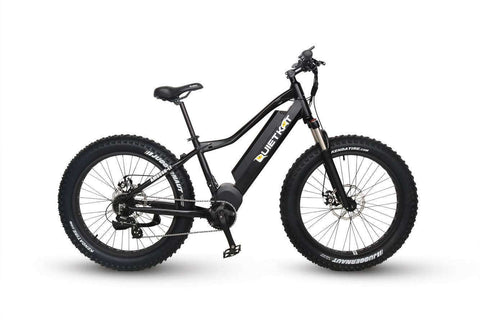 Quietkat Warrior LT 1000W Electric Hunting Bike