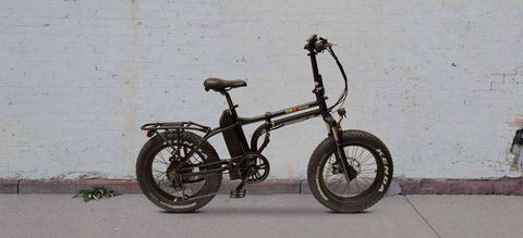 BAM Power Bikes EW Folding