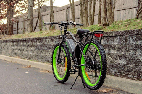 Big Cat WILDCAT 500 Electric Bike