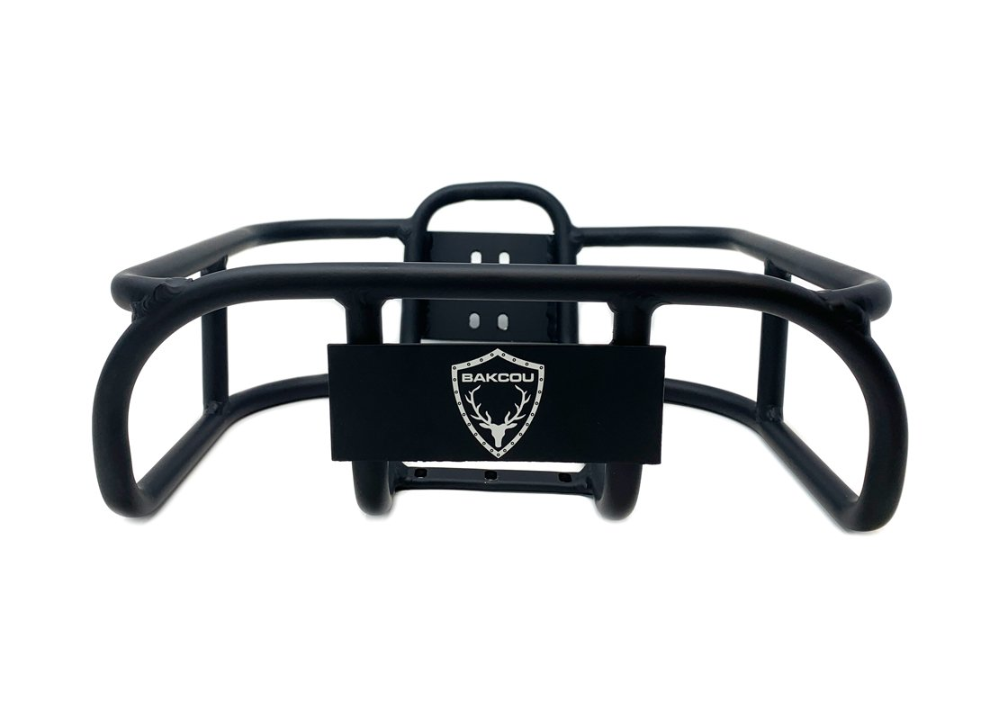 Front Mount Bike Rack Basket